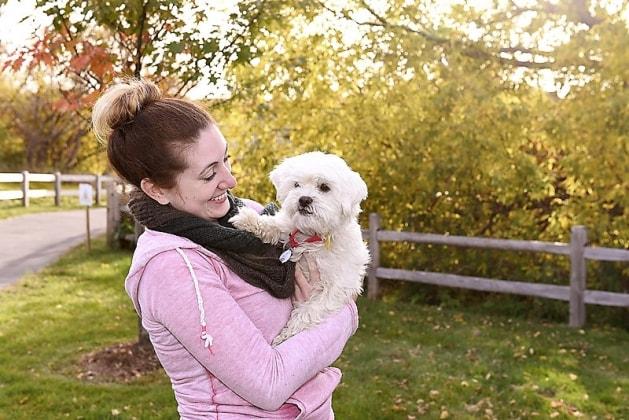 Christina in Stittsville back image