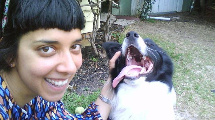 Benita in Coburg back image