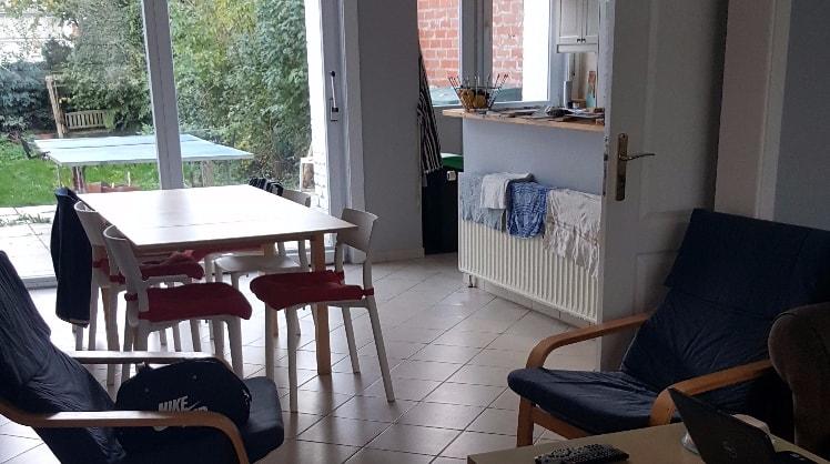 Méline in Sint pieters leeuw back image