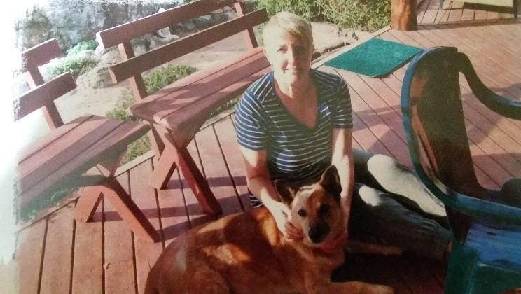 Pamela in Geelong back image