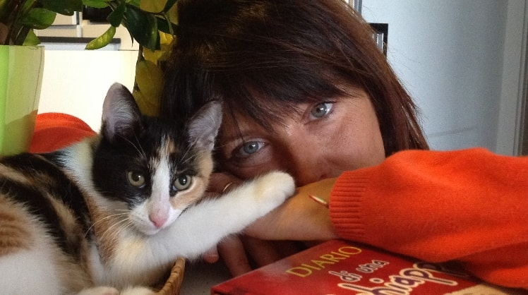 Sabina a Genova back image