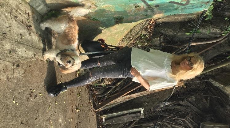 Gabriella in Hong kong back image