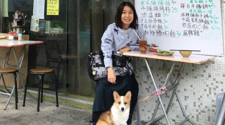 Kathy in Singapore back image