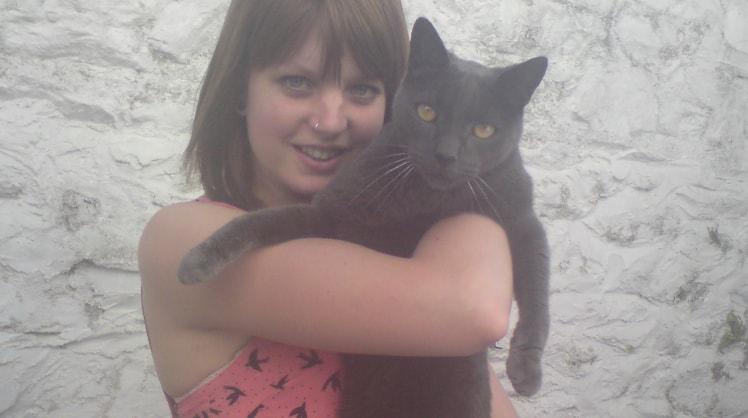 Siobhan in Bristol back image