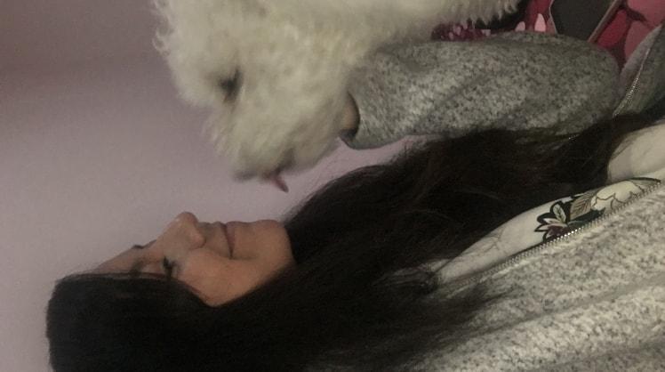 Camila & Jana in The hague back image