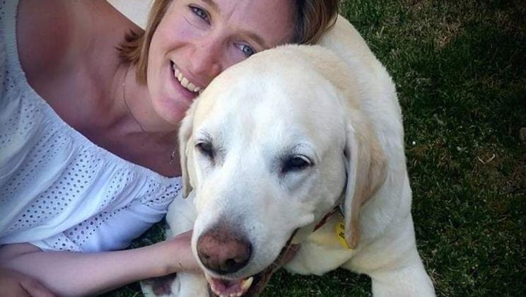 Jen in Lyneham back image