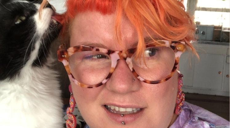 Heather in Brisbane back image