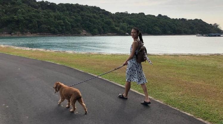 Estella in Singapore back image