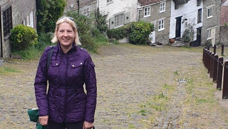 Helga in Poole back image