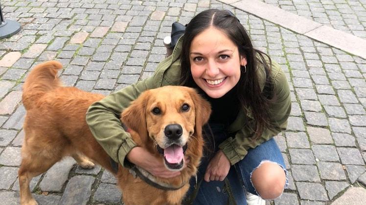 Sophia in Köln back image