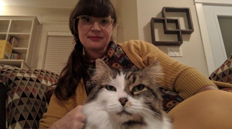 Emily in Toronto back image