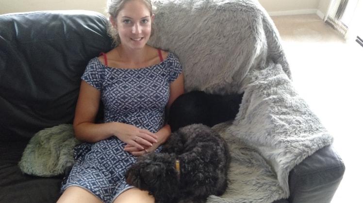 Alissa in Enner glynn back image