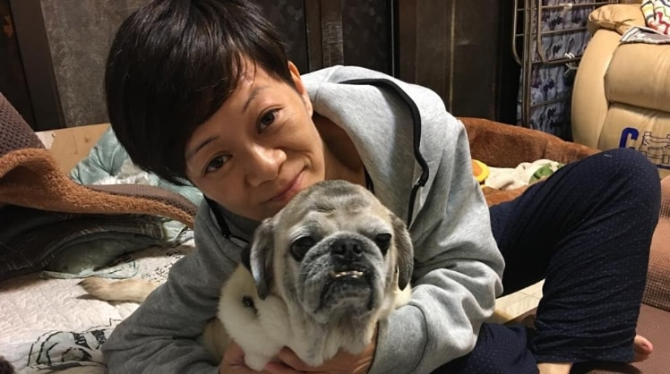 Peggy Wing Man in Tseung kwan o back image