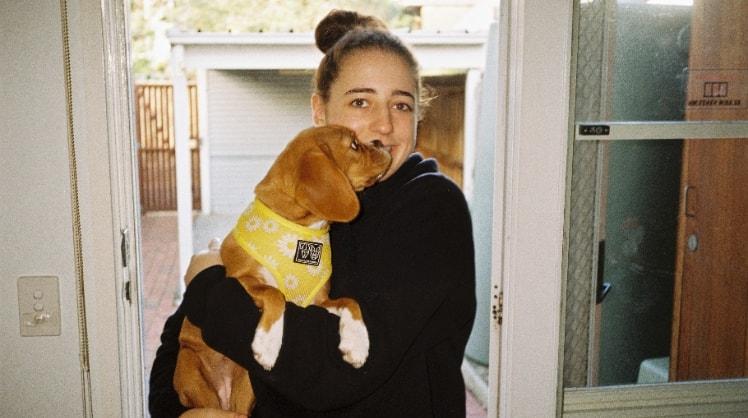 Katja in Parkville back image