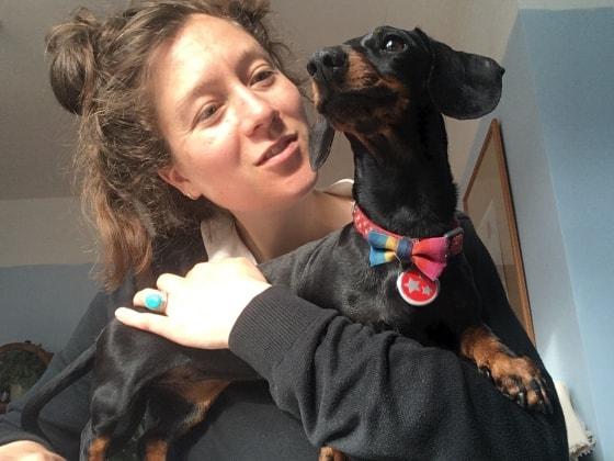 Sophia in Bristol back image